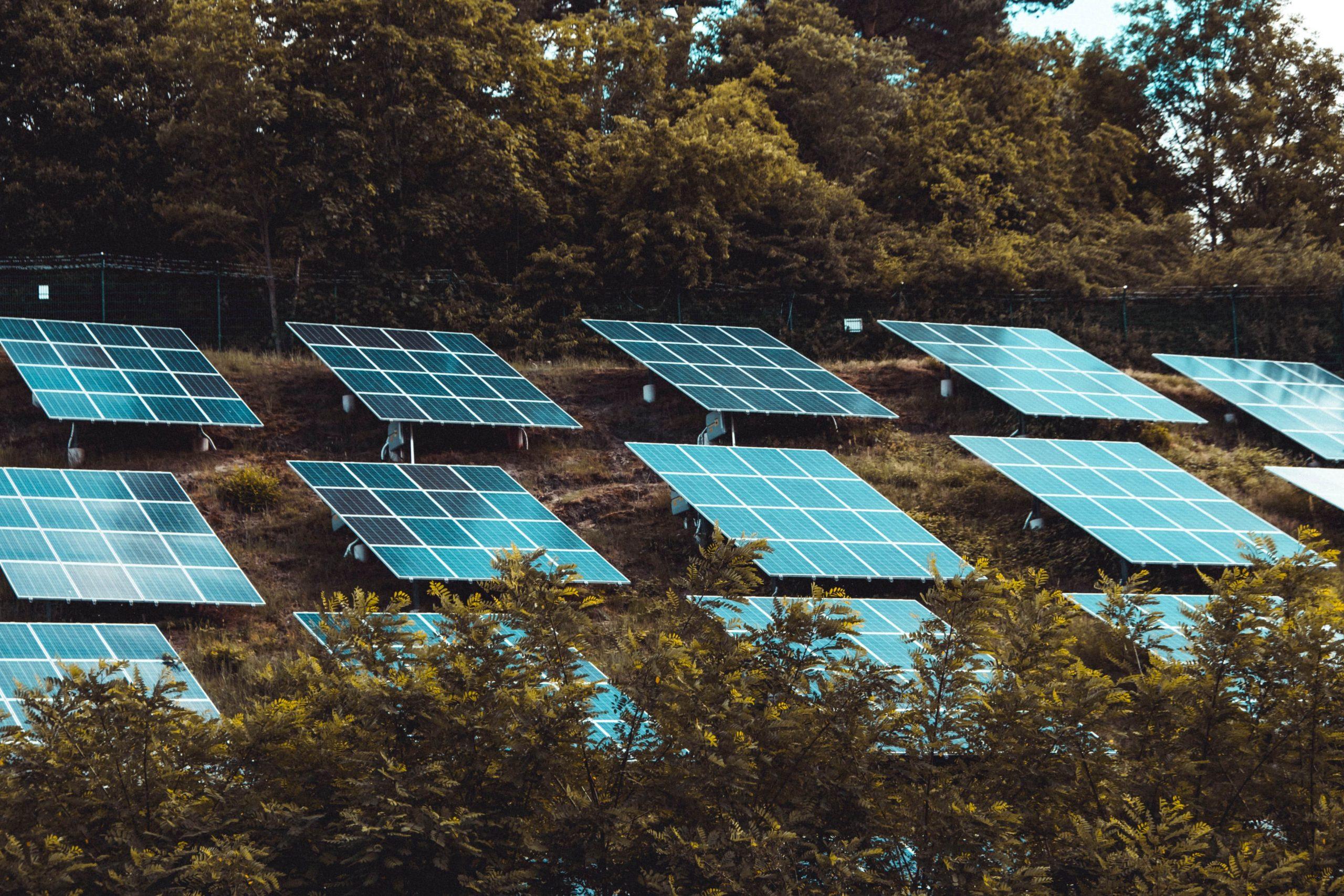 snygga solceller